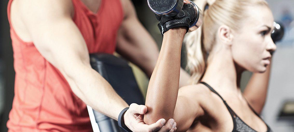 Personal Training - motivierend, effektiv und zeitunabhängig.