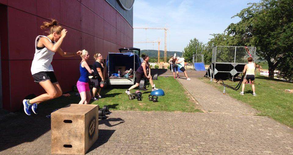 Zirkeltraining - der Schlüssel zu ganzheitlicher Fitness